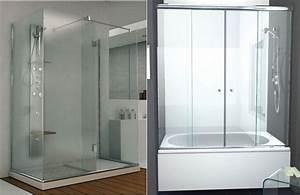 Mamparas de baño: Tipos y características