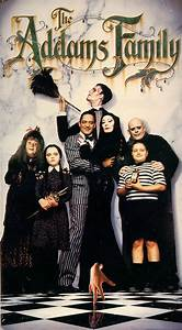 The Unofficial Addams Family Movie Home Page