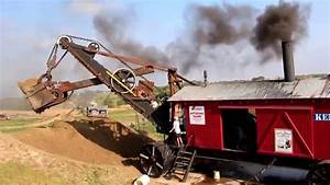 Rollag Marion Osgood Model 73 Steam Shovel WMSTR - YouTube