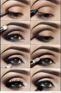 Best Smokey Eyes Tutorials Makeup 2015