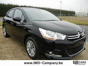 Citroen C4 Berline : 2011 citroen c4 hdi 112 exclusive berline 16 gps car photo and specs ~ Gottalentnigeria.com Avis de Voitures