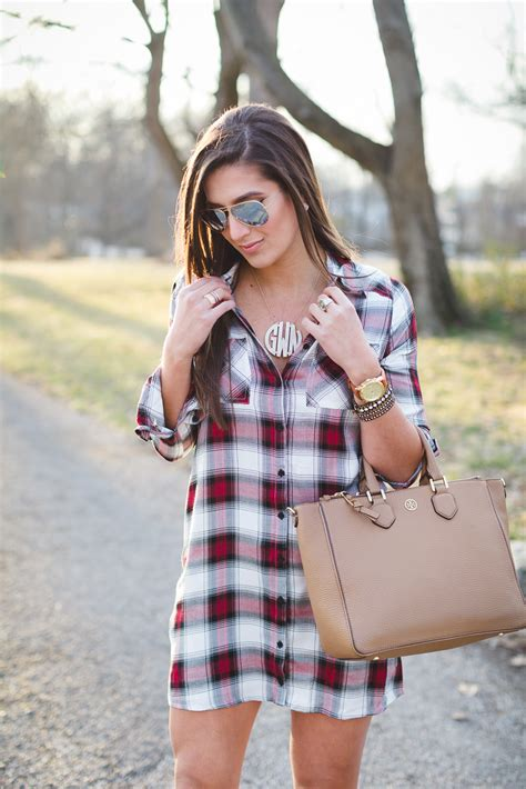 Plaid Shirt Dress women Summer Fashion Ideas u2013 Designers Outfits Collection