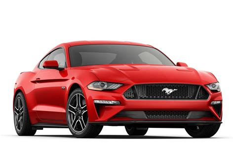 2018 Ford® Mustang Gt Fastback Sports Car  Model Details