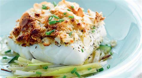 cuisiner poisson blanc lotte morue recette poisson gourmand