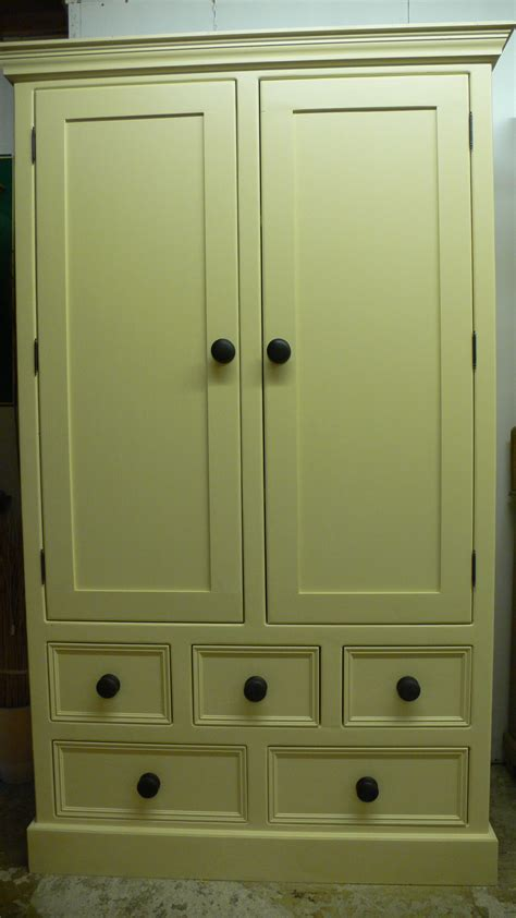 Painted Cupboard by Painted Pantry Cupboard The Olive Branch Ltd The