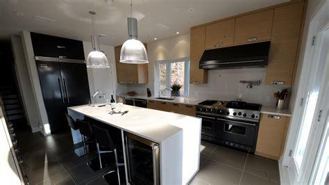 cuisine de 16m2 armoires de cuisine moderne montréal et rive sud ateliers jacob
