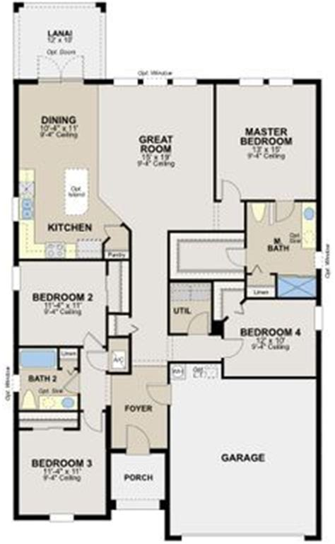 1000 images about floor plans on morrison homes ryland homes and bays
