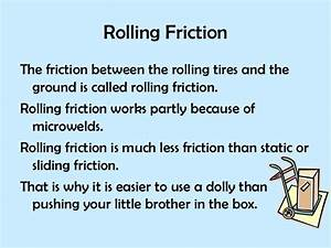 Ppt Friction