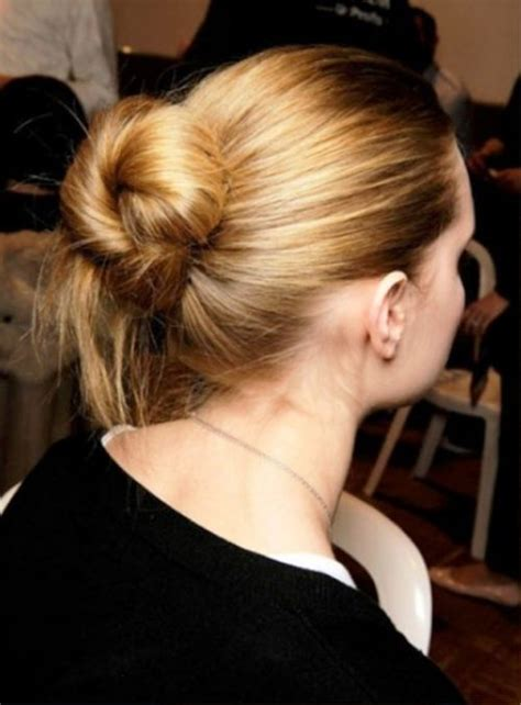 simple  beautiful hairstyles  office women