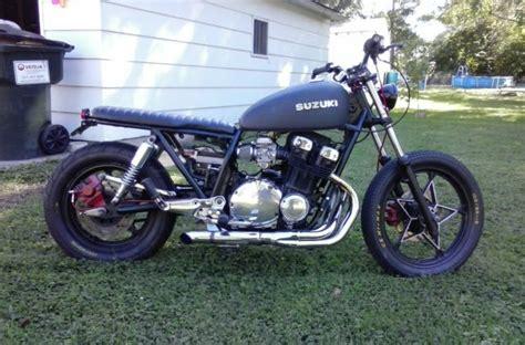 1980 Suzuki Gs750l by 1980 Suzuki Gs750l Cafe Racer