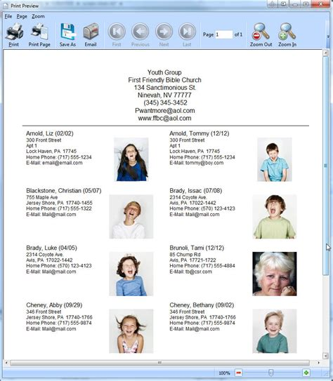 Church Phone Directory Template by Best Photos Of Church Directory Template Church