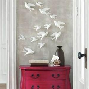 Wandschmuck Für Wohnzimmer : ideen f r wandgestaltung coole wanddeko selber machen freshouse ~ Sanjose-hotels-ca.com Haus und Dekorationen