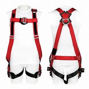 Full Body Harness Universal Size - U6494600