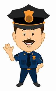 Free to Use & Public Domain Police Officer Clip Art