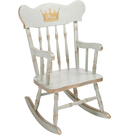 prince child s rocking chair and luxury kid furnishings