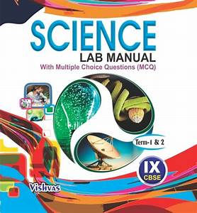Science Lab Manual  With Mcq   T