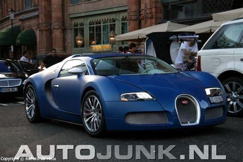 Bugatti Veyron Bleu Centenaire Foto's » Autojunk.nl (28253