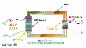 How To Build A Step Down Transformer