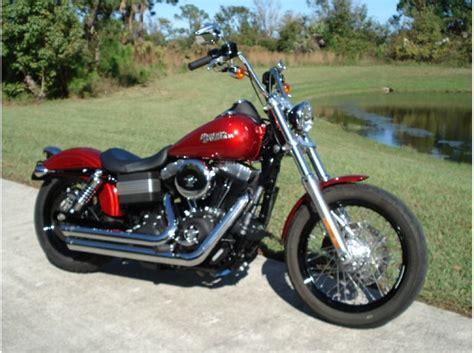 Buy 2012 Harley-davidson Fxdb Street Bob On 2040-motos
