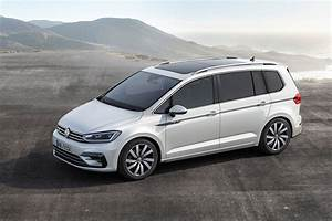Volkswagen Touran R Line : 2016 volkswagen touran r line package launched in germany autoevolution ~ Maxctalentgroup.com Avis de Voitures
