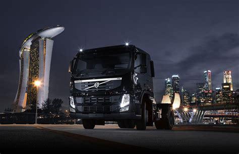 volvo trucks singapore pristine volvo trucks brand stories singapore a city