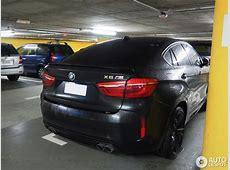 BMW X6 M F86 7 January 2016 Autogespot