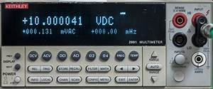 Keithley Model 2001 Repair And Service Notes