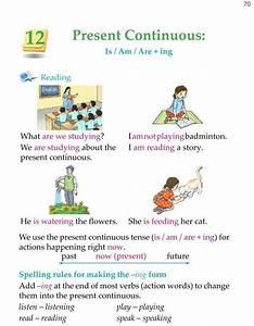 2nd Grade Verb Ing Worksheet