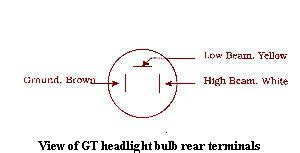 H4 Halogen Bulb Wiring Diagram by Headlight Rewiring