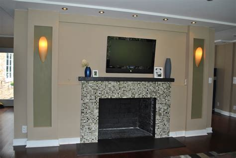 how to redo a fireplace fabulous fireplace remodel diy my home