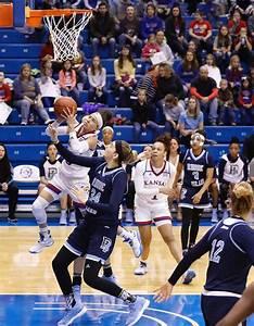 KU women's basketball vs. Rhode Island | KUsports.com