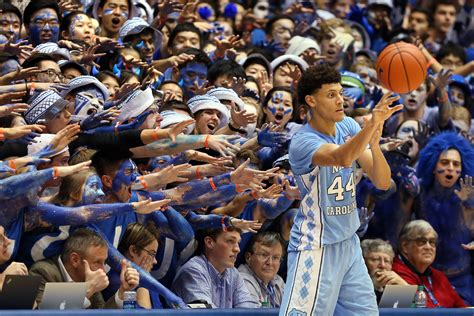 unc basketball tar heels  duke season finale preview