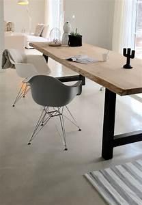 Table Haute Salle A Manger : la table de salle manger en 68 variantes ~ Teatrodelosmanantiales.com Idées de Décoration