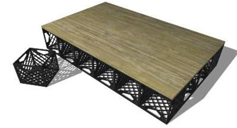 bed base   recycled milk crates    street dont  higher