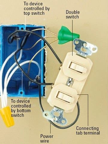 wall switch wiring diagram fuse box and wiring diagram double wall switch wiring diagram fuse box and wiring diagram