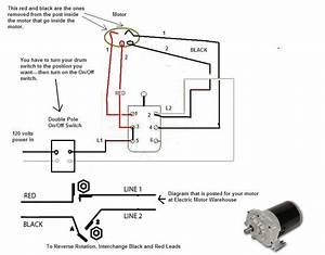 Am Wiring A Cutler Hammer Db1 Drum Switch To A Dayton  Bison
