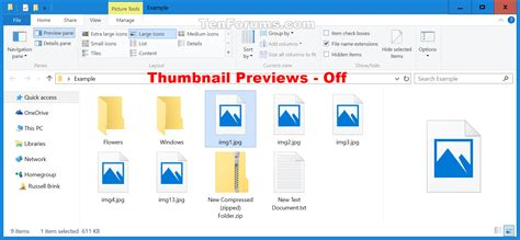 click image for larger version name views size thumbnail previews in file explorer enable or disable in