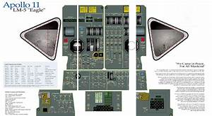 Control Panels, Lunar Module | the race for space ...