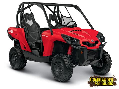 2015 Can-am Commander 800r Specs And Photos