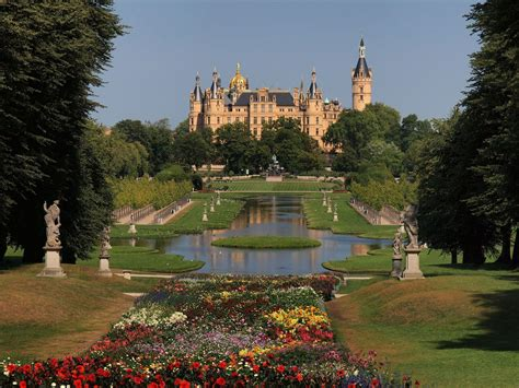 schwerin palace wallpapers backgrounds