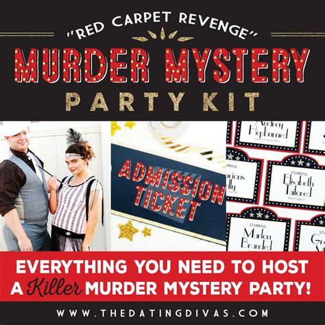 murder mystery murder mystery group date