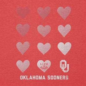The University of Oklahoma T-Shirts | Life is Good ...