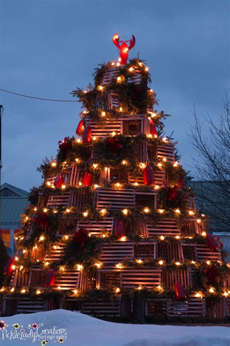 diane piwowarczyk lobster trap tree and cheer