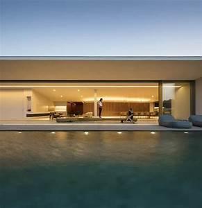 U0026quot Jy House U0026quot  Est Une Immense Maison De Vacances Contemporaine Au Br U00e9sil