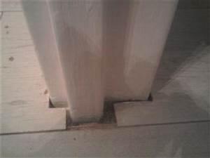 Quart De Rond : probl me de quarts de rond et de portes ~ Melissatoandfro.com Idées de Décoration