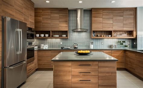 Contemporary Kitchen Interiors by 18 Outstanding Contemporary Kitchen Designs That Will