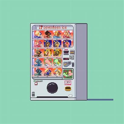 Vending Machine Pixel Mk Iv