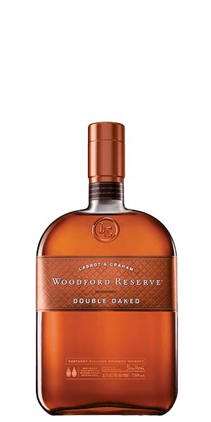 woodford reserve double oaked   shipping