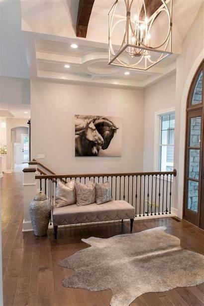 Ranch Raised Interior Remodel Living Basement Steal