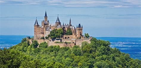 home courtyard hohenzollern castle